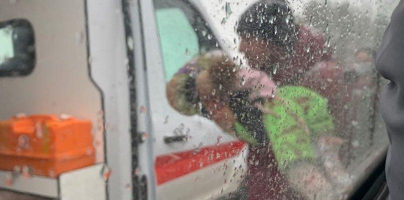 """""""Детей несли на руках"""": в Кировской области произошла авария с 6 пострадавшими"""