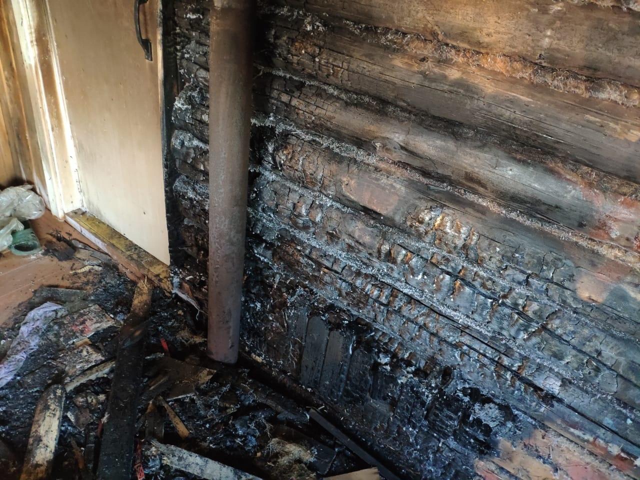 Что обсуждают в Кирово-Чепецке: пожар в садах и штрафы бабушкам за уличную торговлю