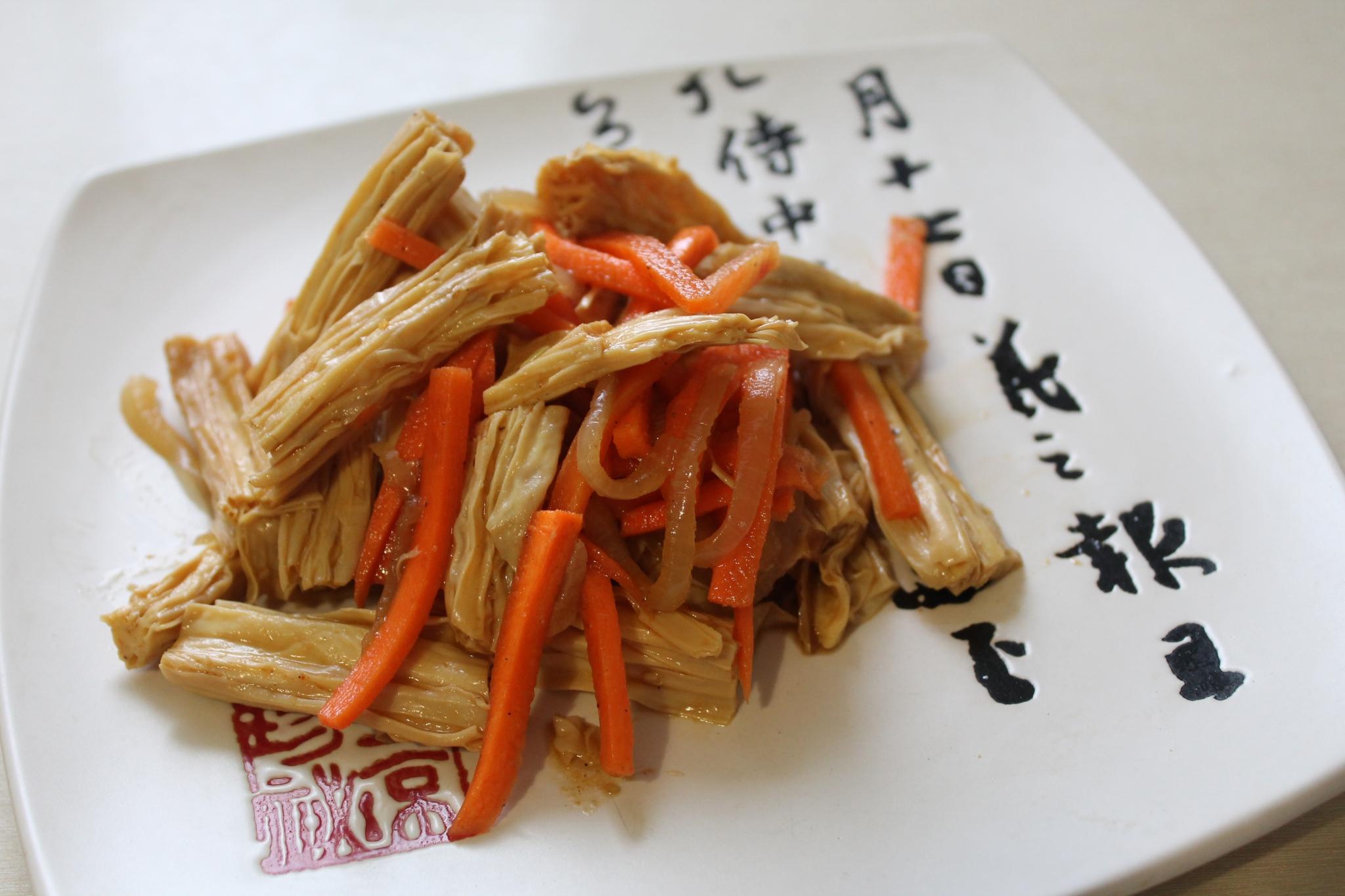 """Салат со спаржей """"по-корейски"""": рецепт восточной кухни"""