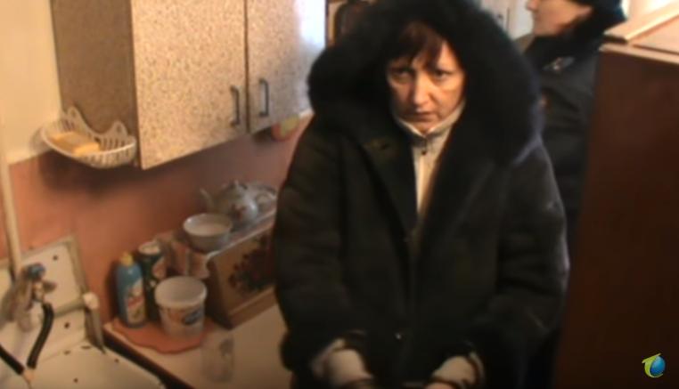 В Чепецке женщина рассказала на видео, как убила своего возлюбленного