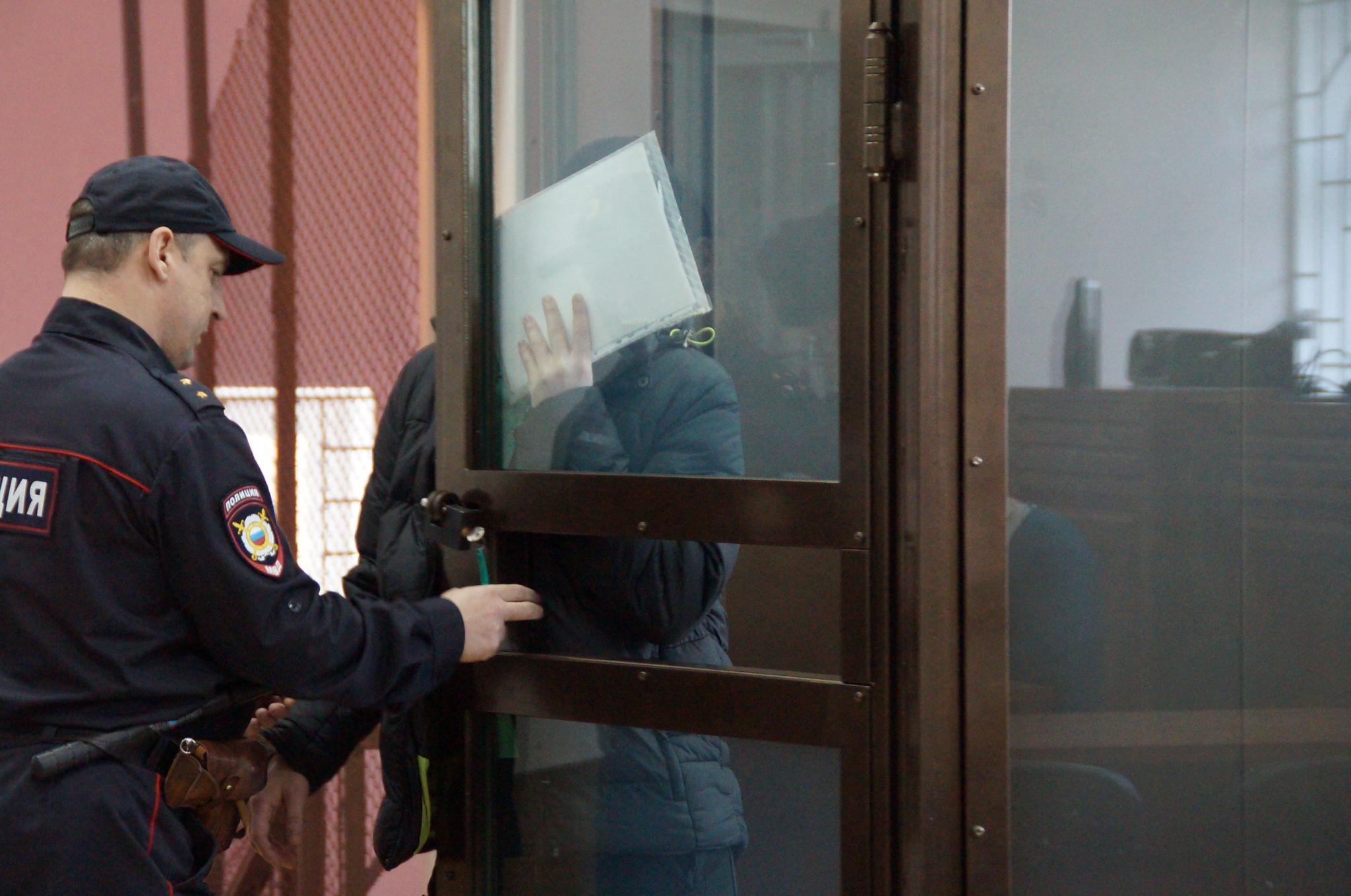 В Чепецке мужчине за кражу продуктов грозит шесть лет тюрьмы