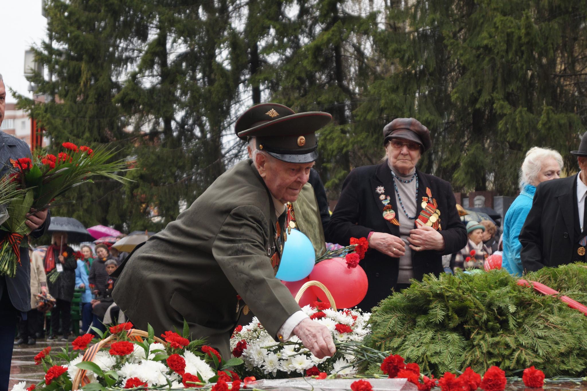 В Кирово-Чепецке может появиться Аллея Славы