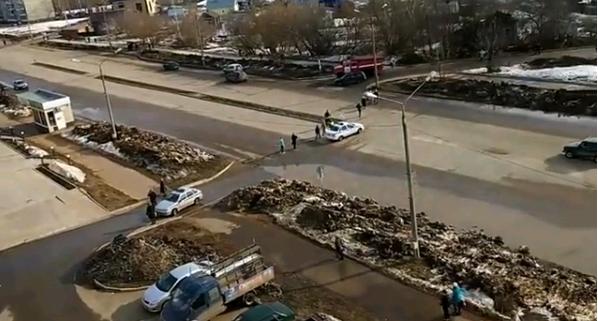 В УФСБ по Кировской области назвали причину оцепления у магазина «Магнит»