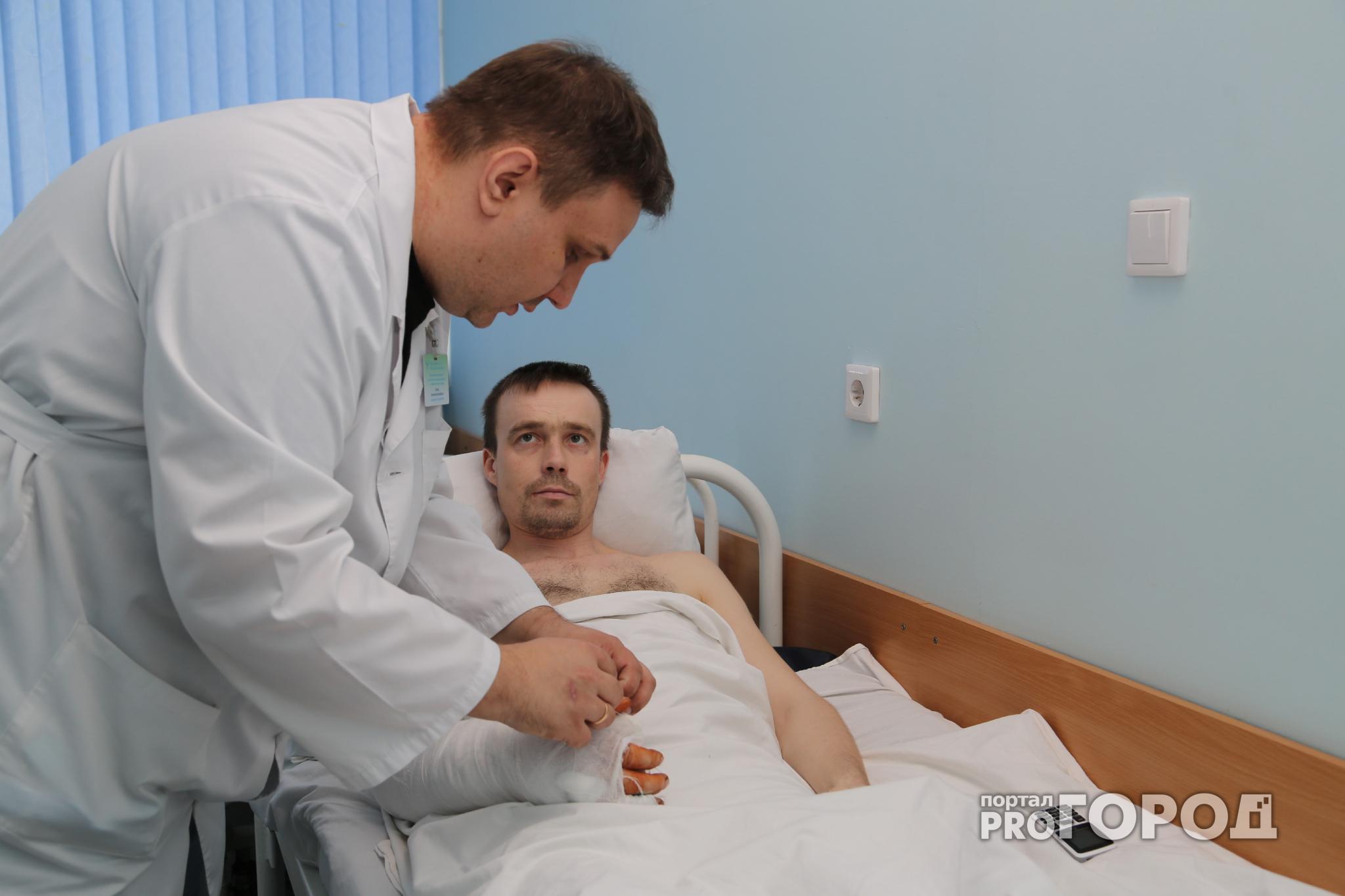 Кировчанин: «Я увидел, как моя отрезанная рука падает в опилки»