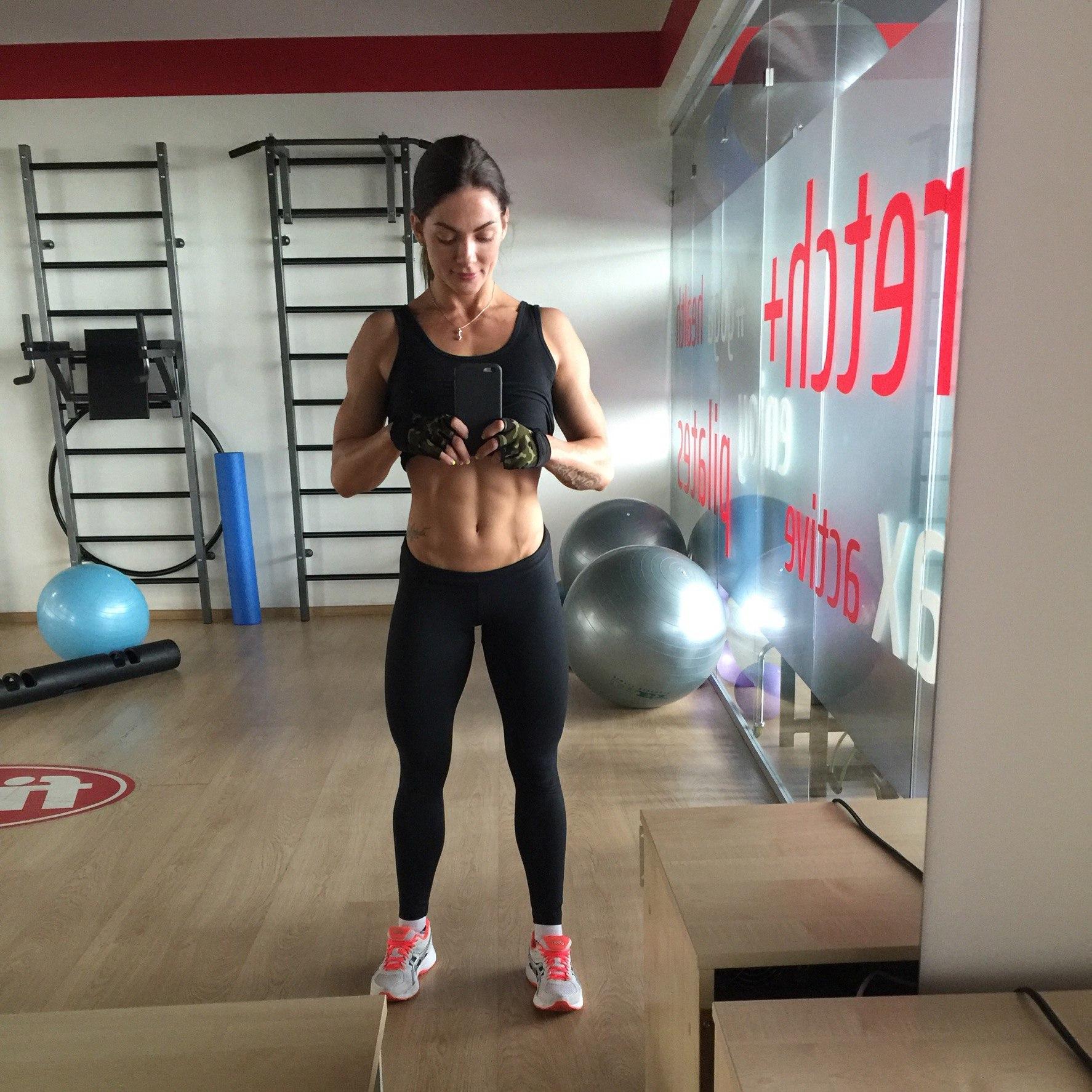 Кировчанка стала абсолютной чемпионкой России по бодифитнесу