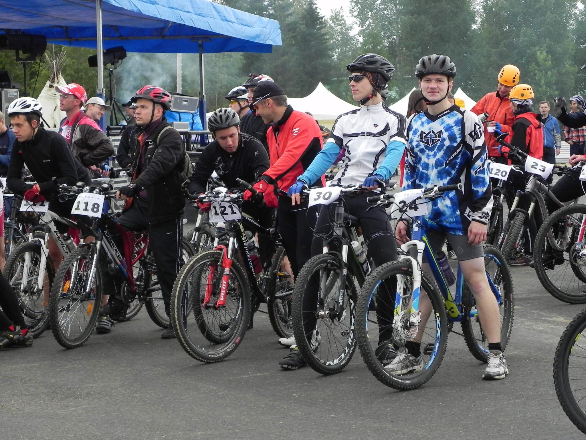 В Кирово-Чепецке пройдет велопарад