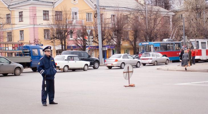 В Чепецке ограничат движение транспорта с 5 по 9 мая