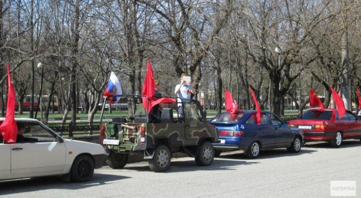 В Кирово-Чепецке пройдет автопробег в честь Дня Победы: маршрут автоколонны