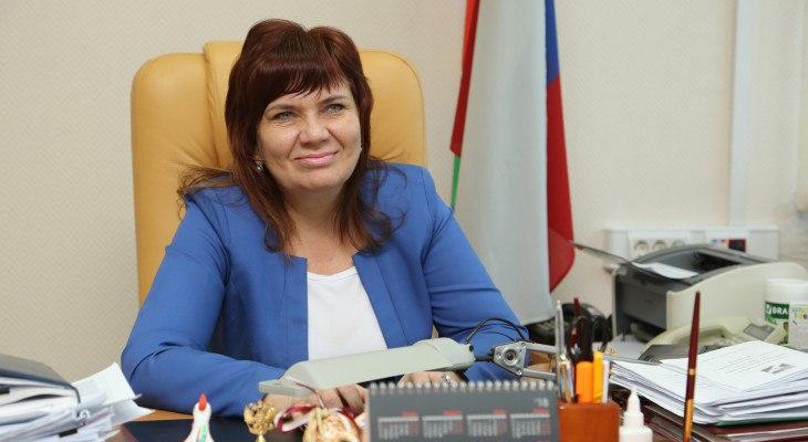 Глава Кирово-Чепецка сообщила о своих доходах за 2016 год