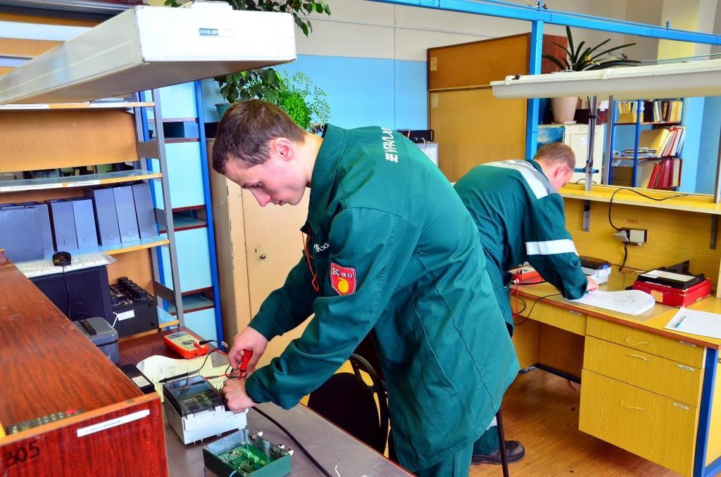 В филиале «КЧХК» определили лучшего специалиста по контрольно-измерительным приборам и автоматике