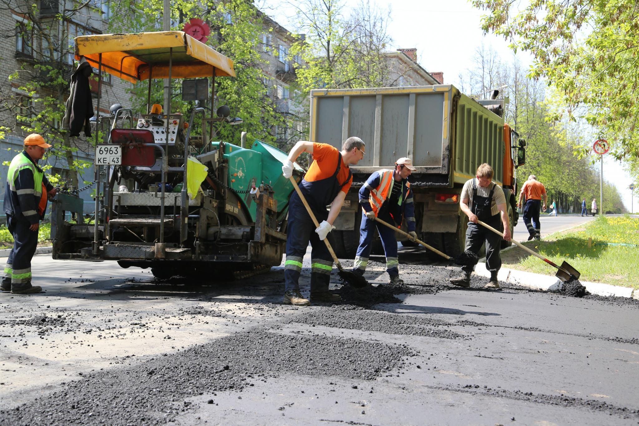 Чепчанам предлагают выбрать дороги, которые будут ремонтировать в 2018 году