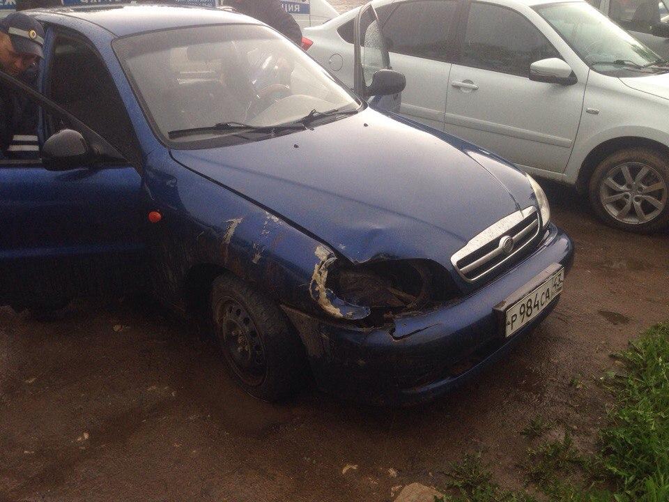 Чепчанина, который угнал машину у друга, поймали в Зуевке