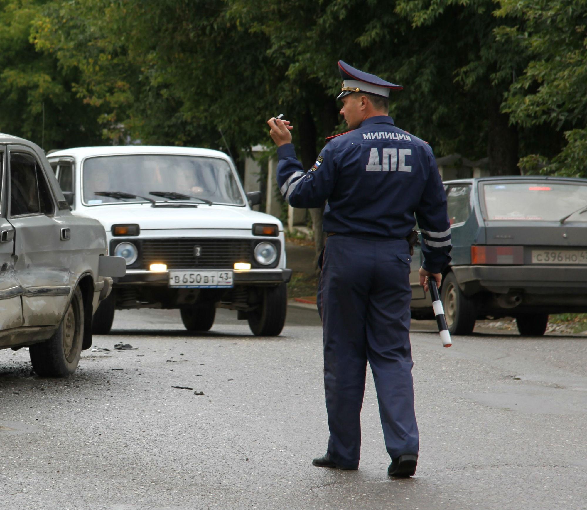 Автоинспекторы будут дежурить на выходных в усиленном режиме