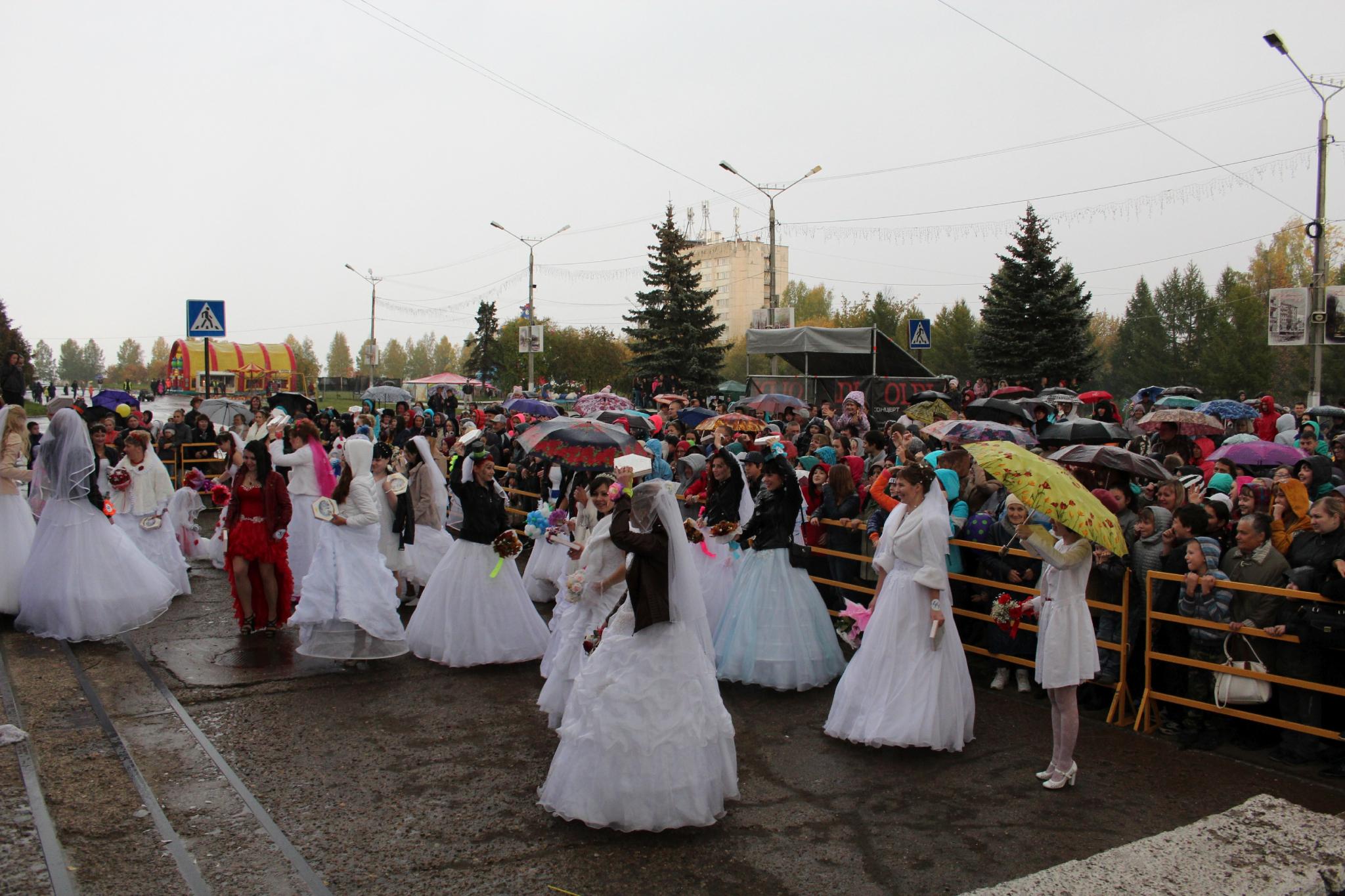 В Кирово-Чепецке пройдет «Парад невест»