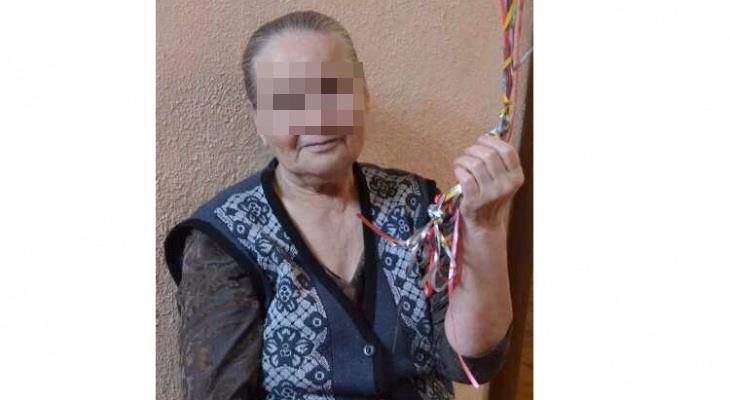 В Кирово-Чепецком районе пропала женщина
