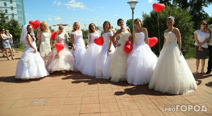 День молодежи в Чепецке: парад невест, концерты и пляжный футбол