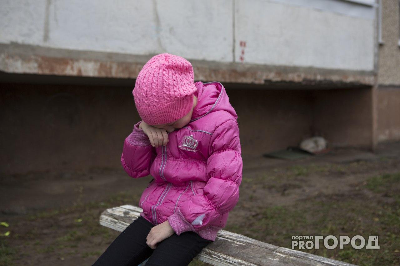 Очевидцы: «В Кирове на детской площадке мужчина избил девочку»