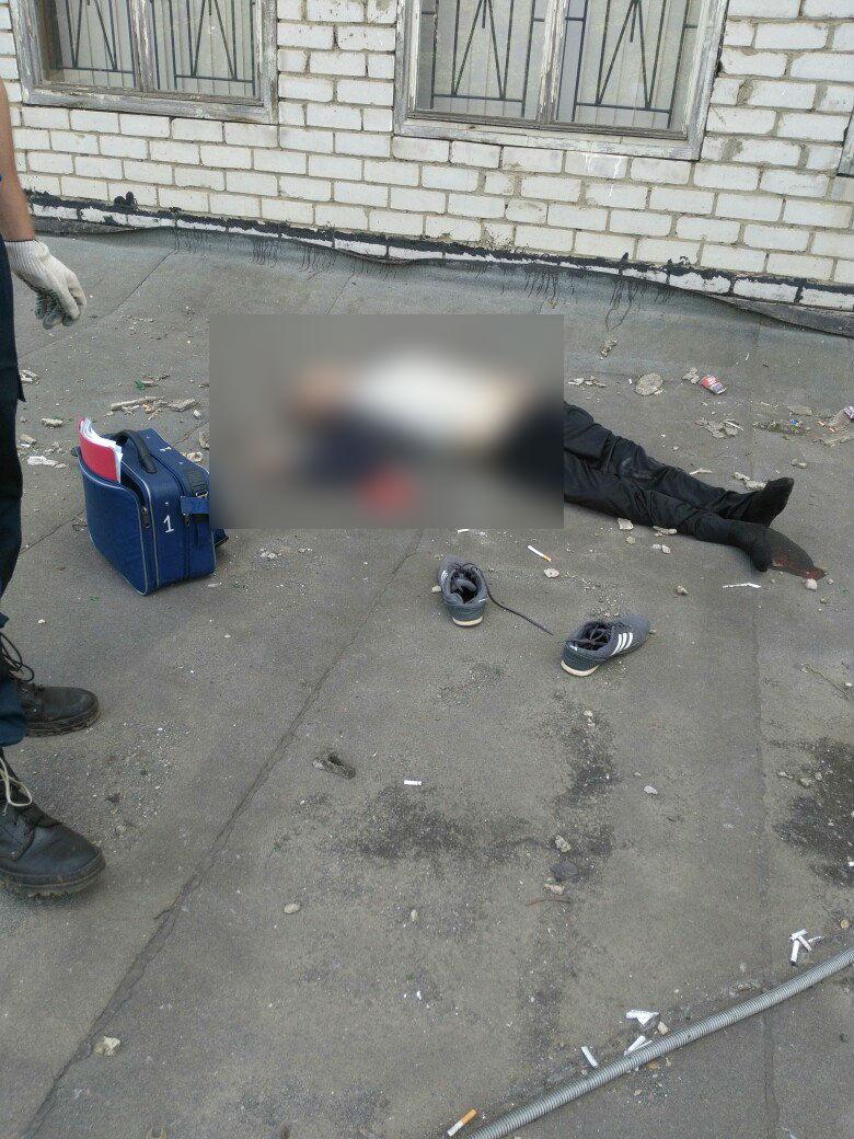 В Кирове за один день с высоток выпали двое мужчин