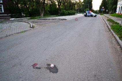 В Кирово-Чепецке иномарка сбила 6-летнего мальчика