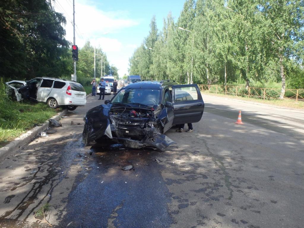 Появилась подробная информация о ДТП в Чепецке на улице Ленина
