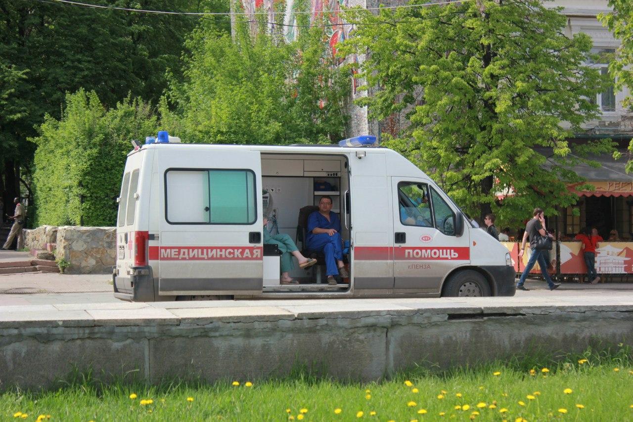 В ЦРБ Чепецка прокомментировали смерть мужчины в машине скорой помощи