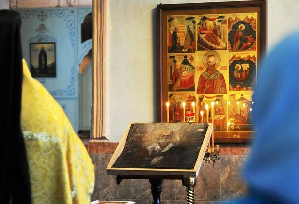 В Кирово-Чепецк привезут чудом проявившуюся икону Николая Чудотворца