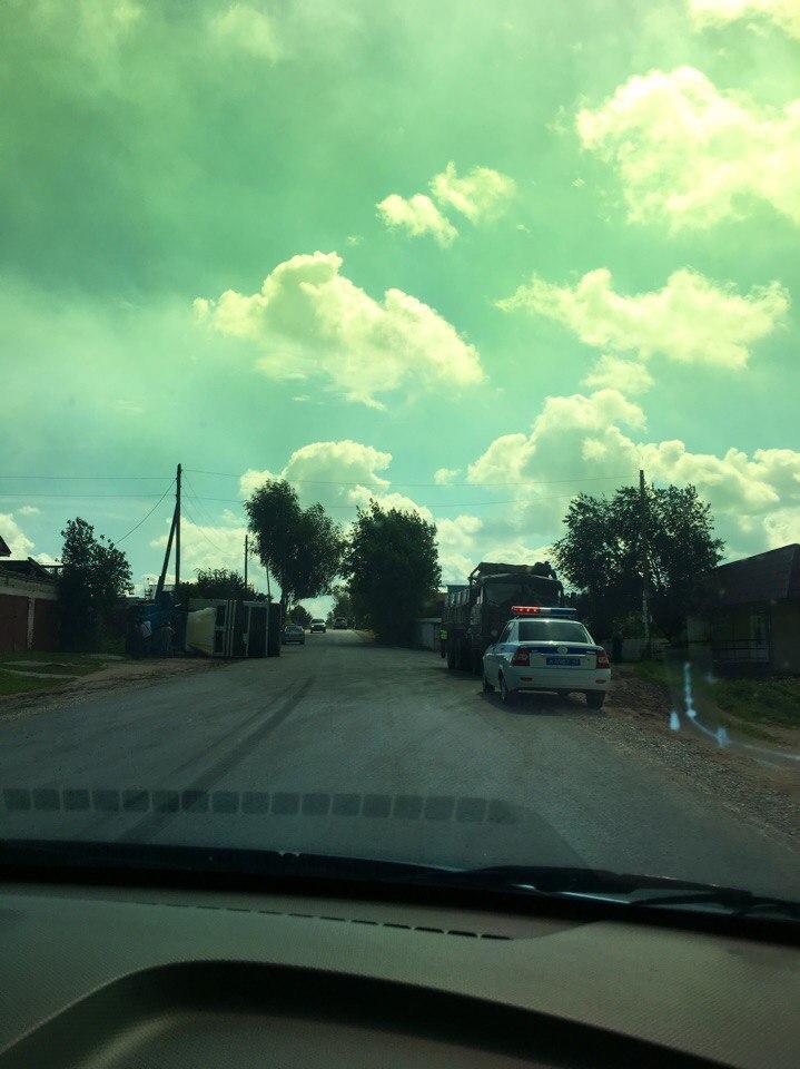 ДТП с грузовиками у деревни Гарь: появилась подробная информация