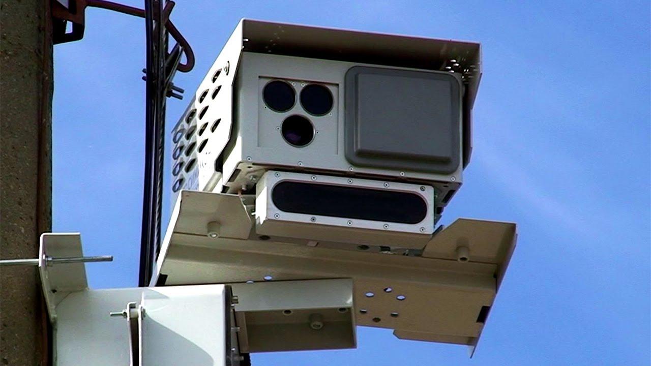 Одну из современных камер фиксации ПДД установят в Кирово-Чепецке