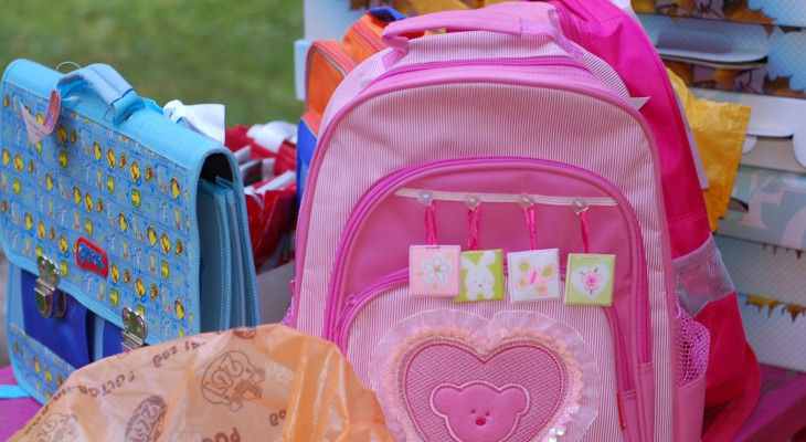 В Чепецке детям из малоимущих семей нужна помощь в подготовке к школе