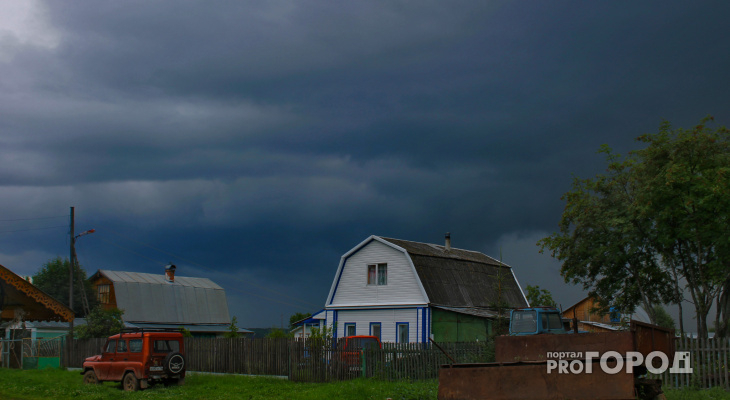 Прогноз погоды: какими будут последние дни лета в Кирово-Чепецке?