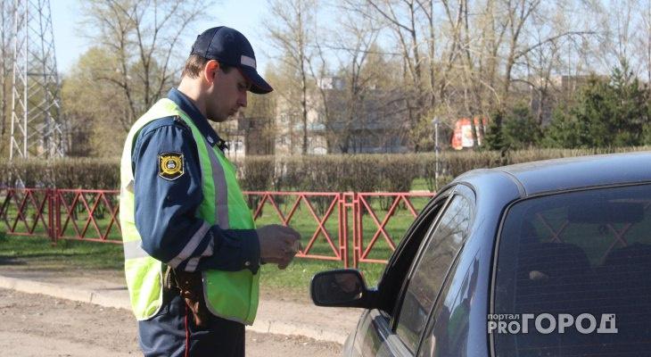 В Чепецке задержали водителя, который второй раз сел пьяным за руль