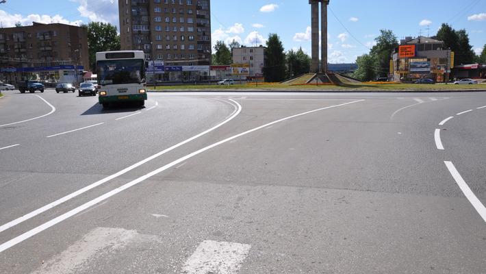 ГИБДД введут новое правило проезда перекрестков с круговым движением