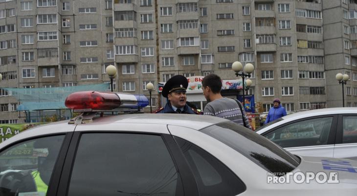 В Чепецке на выходных пройдут сплошные проверки водителей