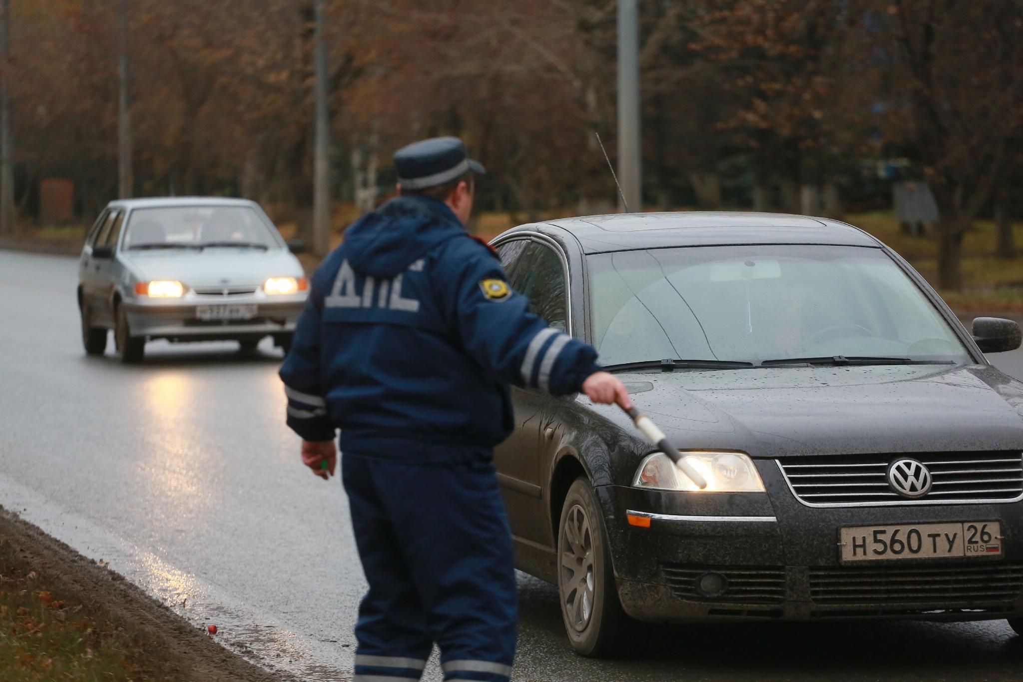 На дорогах Кирово-Чепецкого района пройдет рейд автоинспекторов