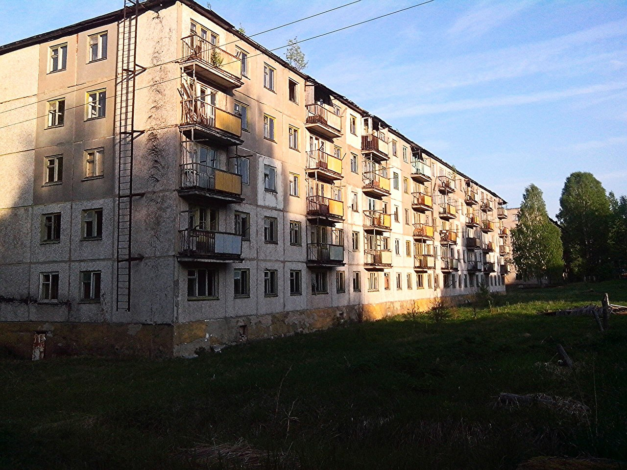Что обсуждают в Чепецке: заброшенный город и пожар в квартире