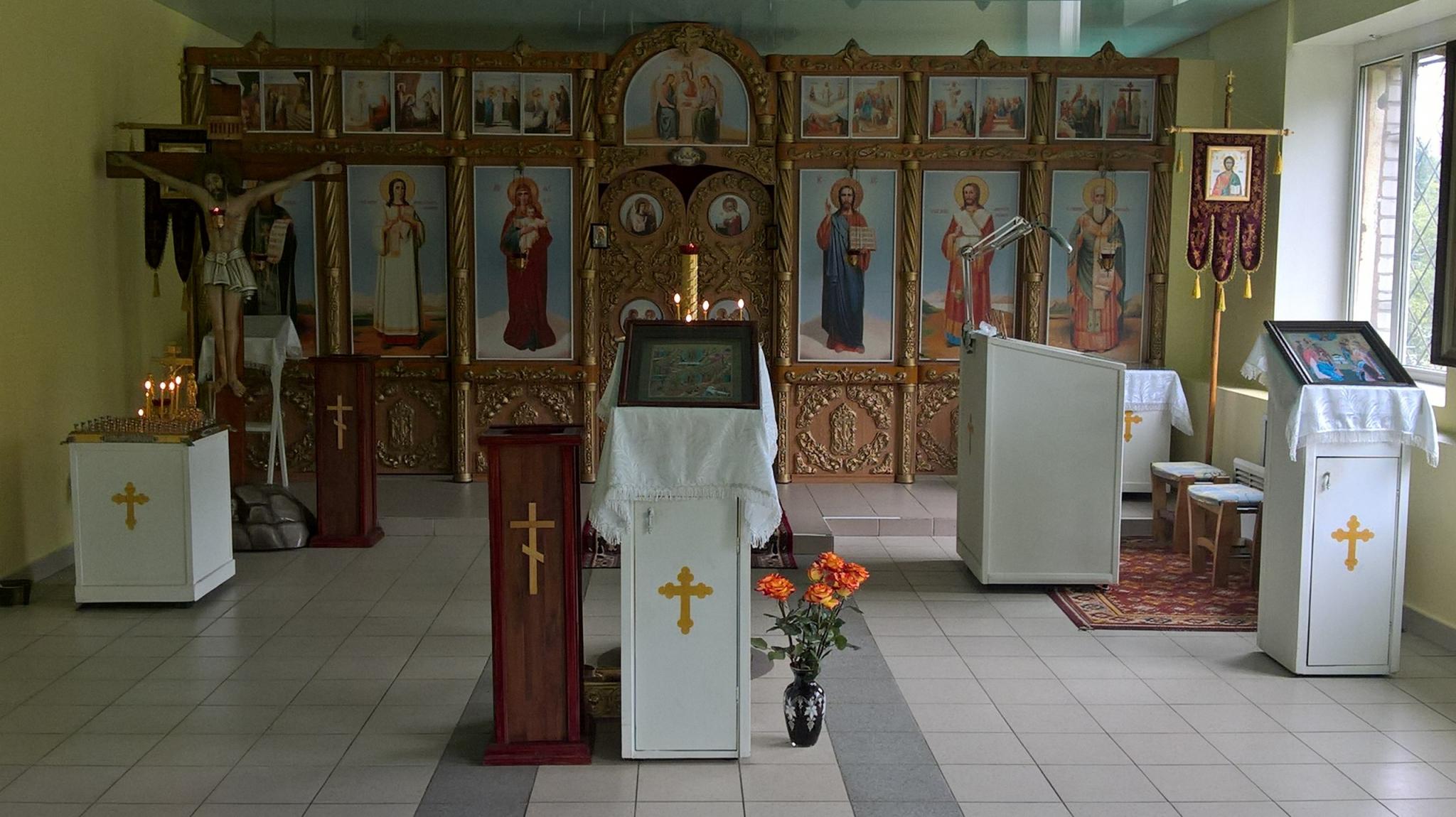 В чепецком храме просят пожертвование для установки камер видеонаблюдения