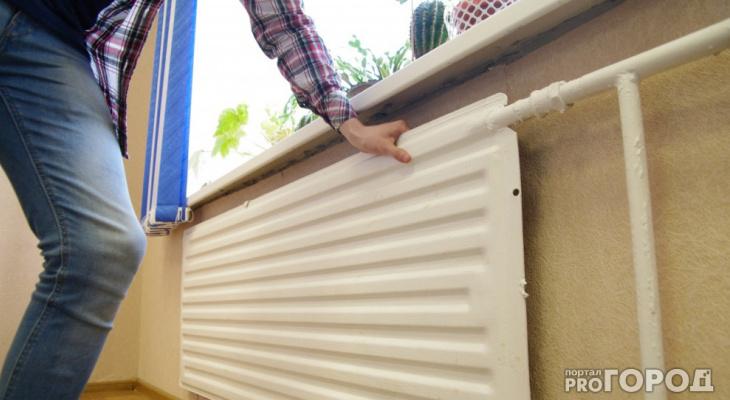 В Чепецке в нескольких домах отключат отопление и горячую воду
