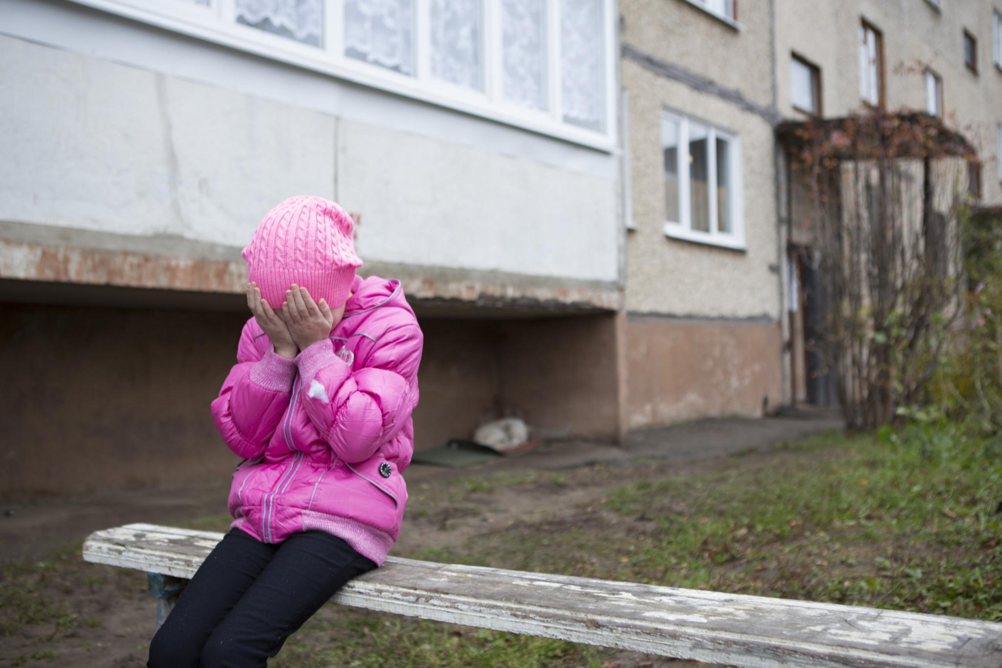 В Кировской области ребенок ночевал в лесу, потому что боялся побоев матери