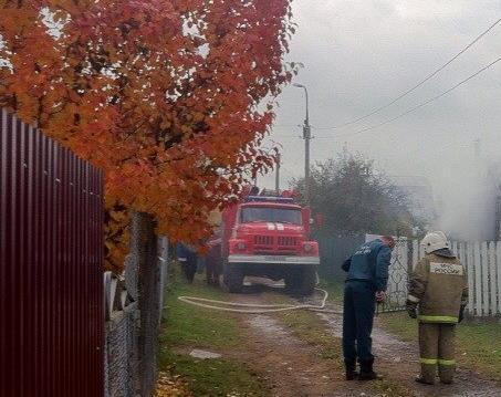 В Чепецке ребенок облил друга бензином и поджег
