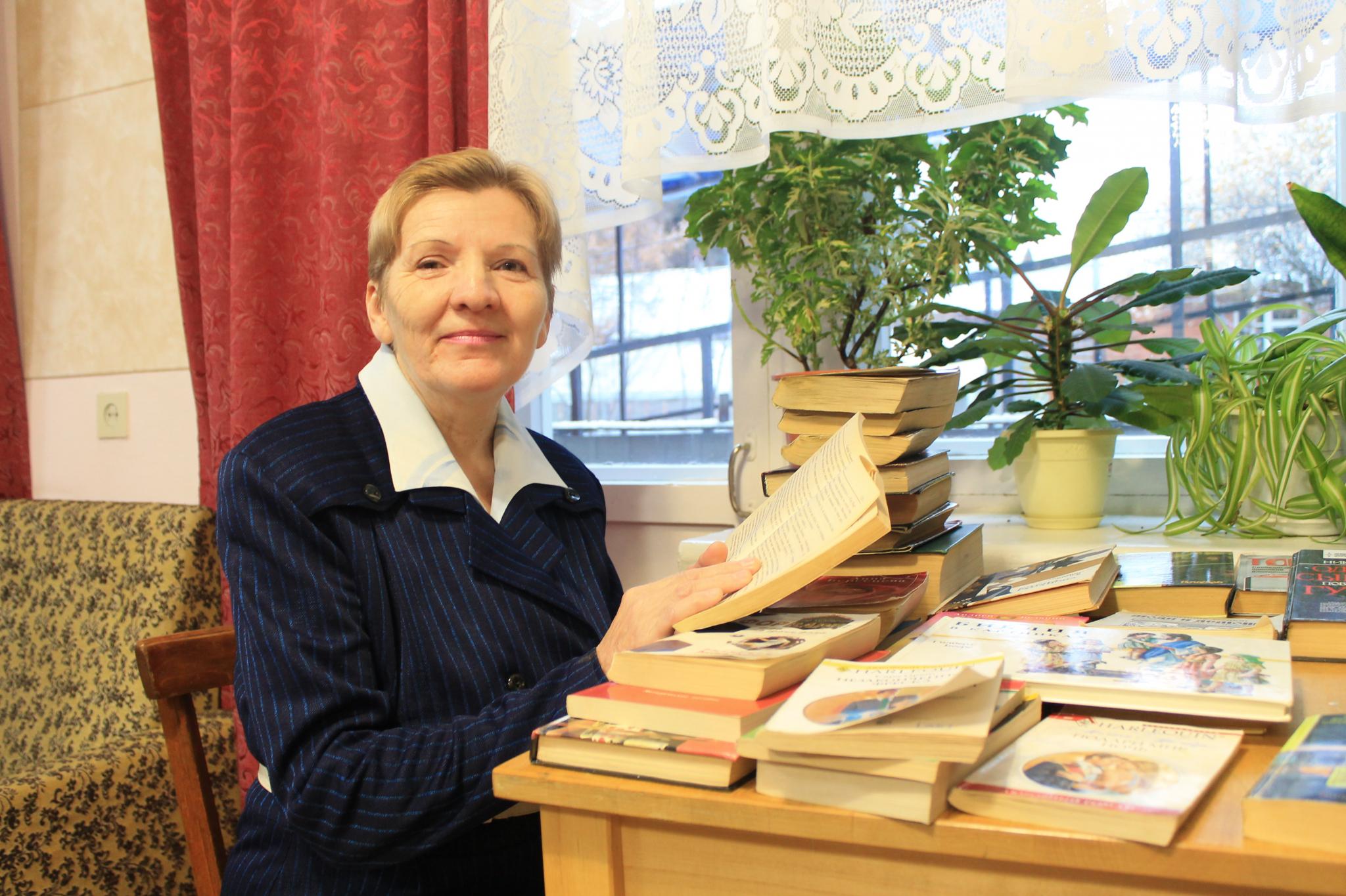 Жительница чепецкого дома-интерната: «Сама себя хвалю, что я здесь»
