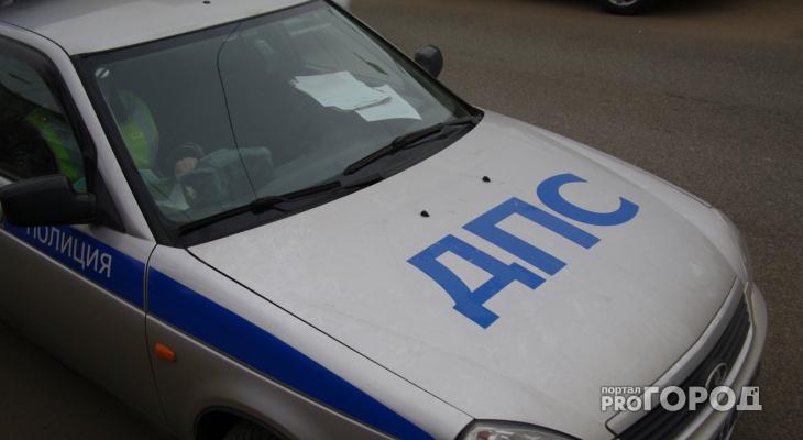 В Чепецке на праздничных выходных пройдут сплошные проверки водителей
