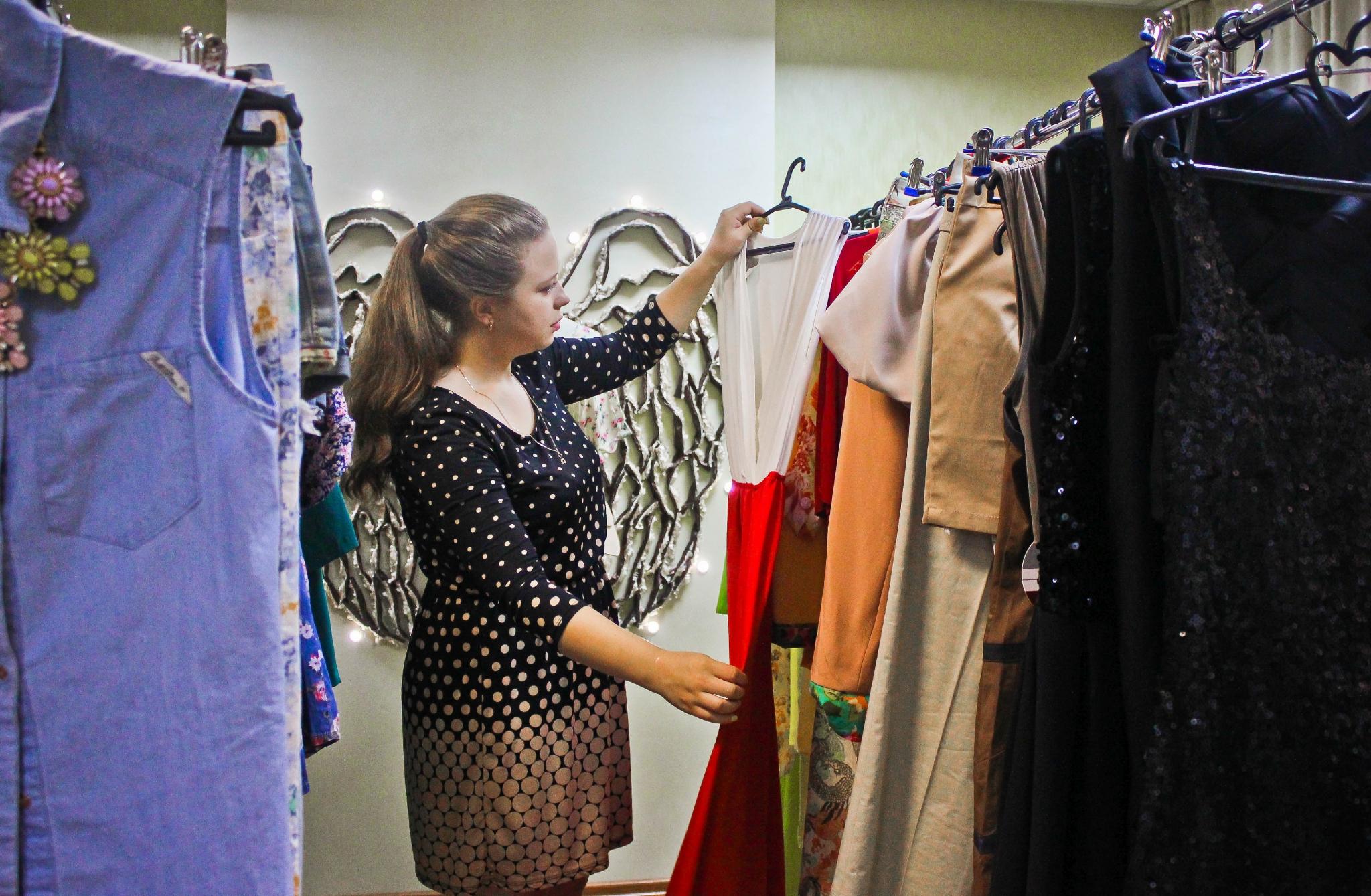 В Чепецке подростки обокрали магазин одежды для мам