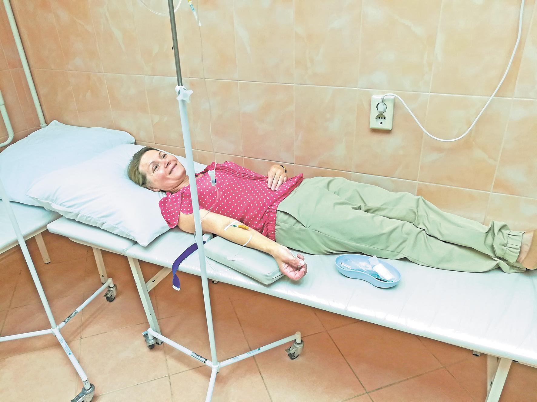 Озонотерапия: избавьтесь от хронических  заболеваний!