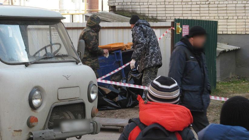 В Кирове продолжают появляться сообщения об убийствах на улице