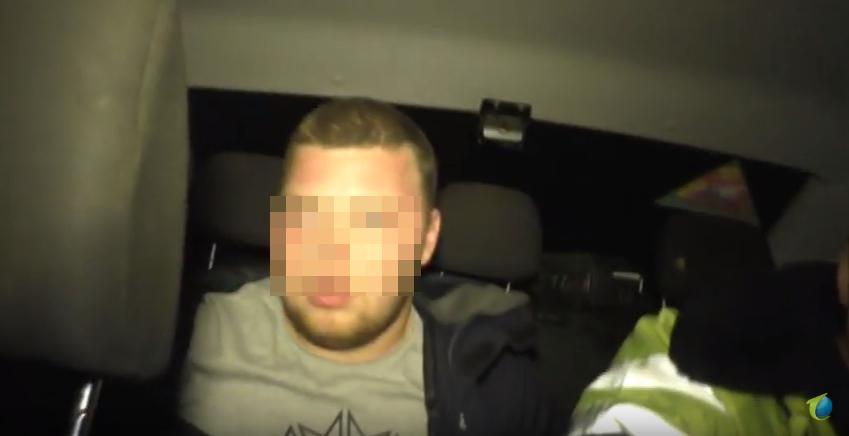 В Чепецком районе задержали пьяного водителя, который попытался убежать