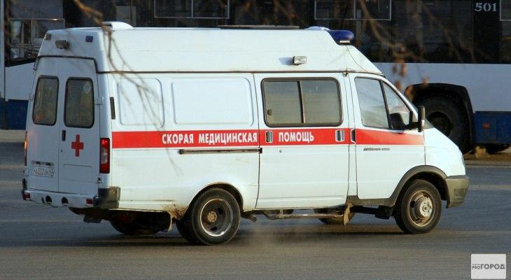 В Кирово-Чепецке на улице Мира мужчина потерял сознание