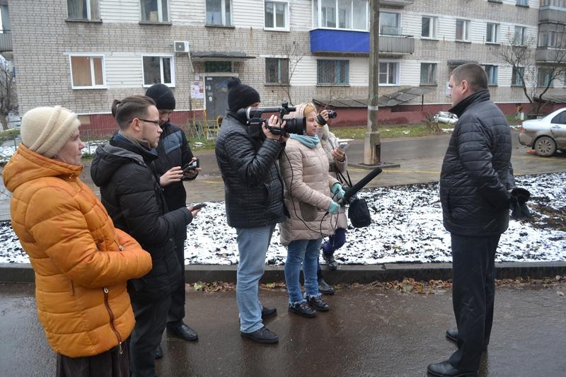 В Чепецке 19 миллионов потратили на благоустройство дворов