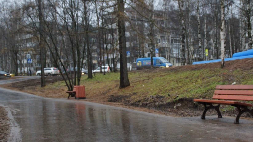 В городском парке Кирово-Чепецка смонтируют акустическую систему