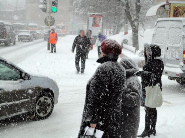 Погода в Чепецке: на предстоящей неделе температура воздуха опустится до  -10°