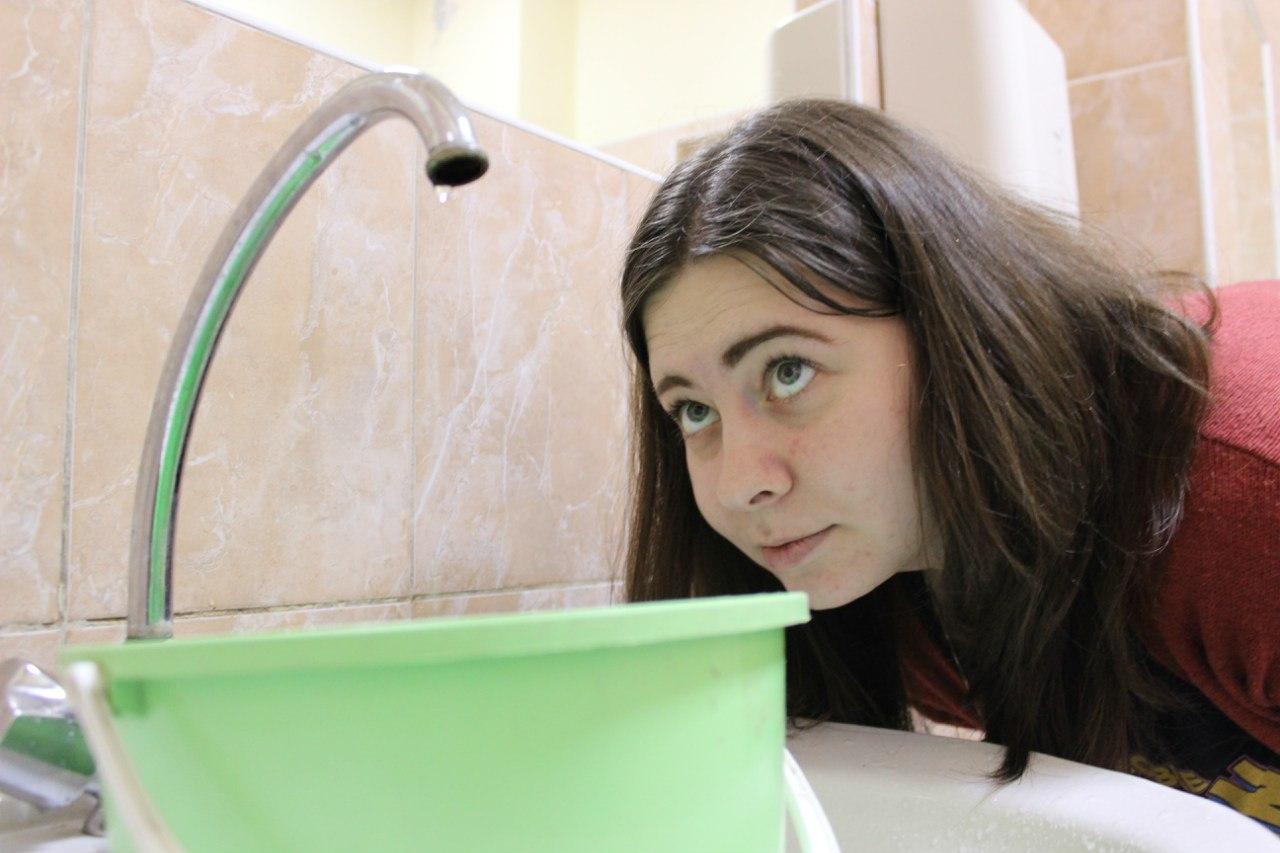 В Чепецке в нескольких домах отключили холодную воду